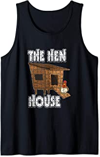 The Hen House 3 Tank Top