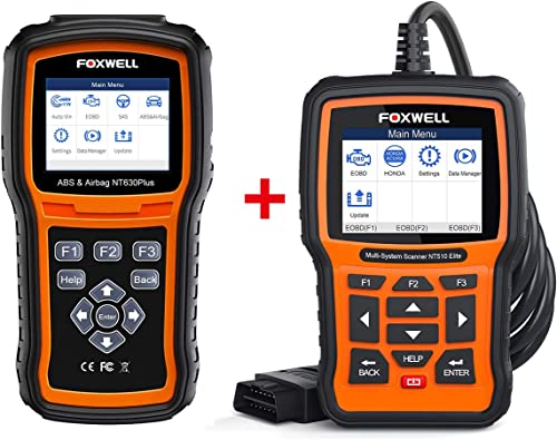 discount FOXWELL NT510 Elite Diagnostic new arrival Scan Tool All discount Function Scanner for Honda with Foxwell Car Scanner NT630P online