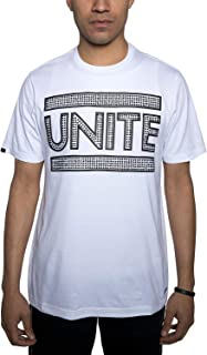 Men's Unite Rhinestone Graphic T-Shirt. Unite