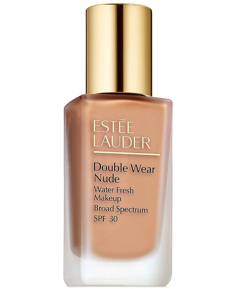 事歩く蛇行エスティローダー Double Wear Nude Water Fresh Makeup SPF 30 - # 3N1 Ivory Beige 30ml/1oz並行輸入品