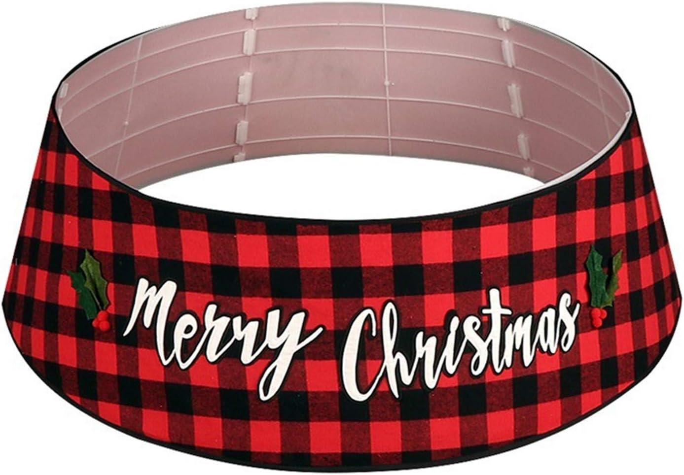 YOGANHJAT 40% OFF Cheap Sale Christmas Tree Surprise price Merry Skirt Collar