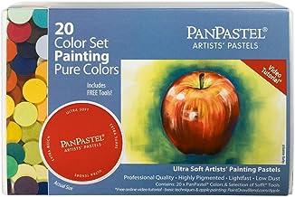PanPastel 131533 Pure Painting, Set of 20