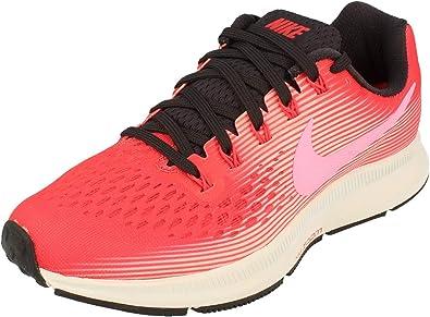 tablero seguridad isla  Nike Women's Wmnsair Zoom Pegasus 34 Low-Top Sneakers: Amazon.co.uk: Shoes  & Bags