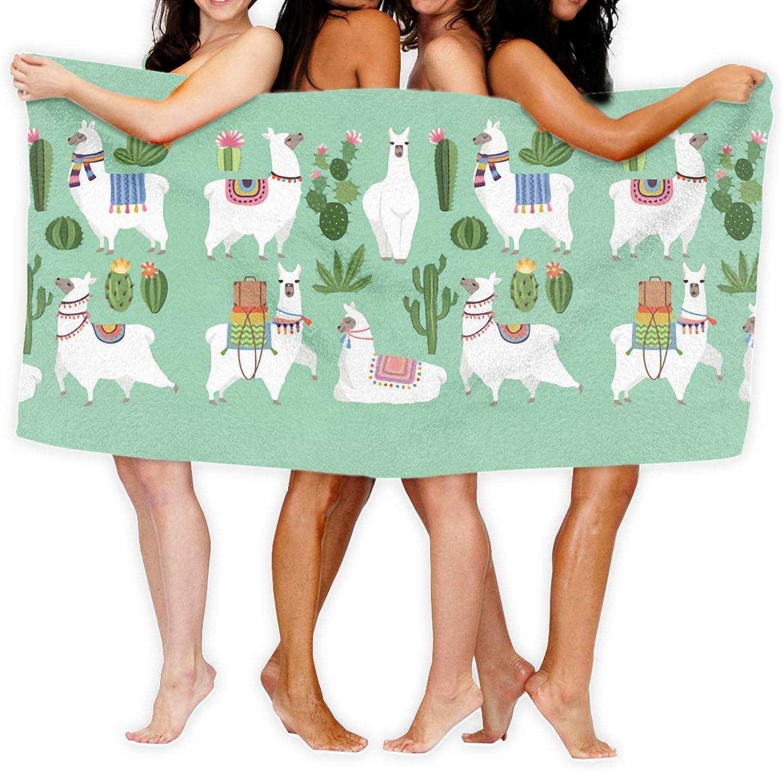 Alpaca Beach Towel Bath Max 68% OFF Towels 5 popular Pre Blanket Soft Fluffy Absorbent