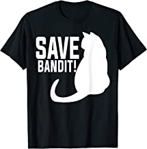 save bandit t shirt