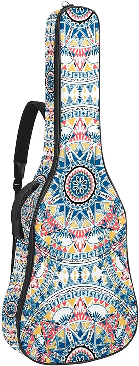 Electric Guitar Bag Padded Adjustable Gig latest Sh Acoustic Max 60% OFF