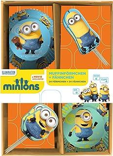 Minions - Cubertería para fiestas Gru, Mi villano favorito