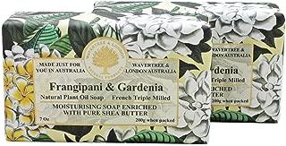Wavertree & London Frangipani Gardenia (2 Bars)