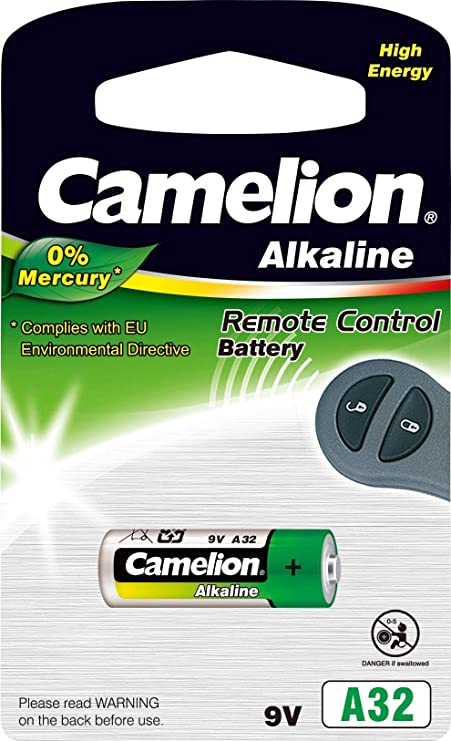 Camelion 11050132 Plus Alkaline Batterie Ohne Elektronik