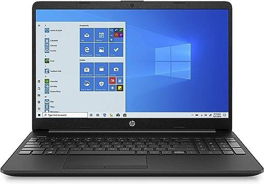 HP 15 Intel Pentium Gold 6405U Processor Entry Level Laptop (4GB/1TB/Win 10/Jet Black/1.74kg), 15s-du1052tu, 39.6 cm (15.6-inch)
