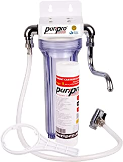 Puri Pro Drinking Water Filtration System - Water Purifier For Municipality Water - Removes All Impurities From Water (Sin...
