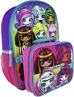 monster high backpacks school