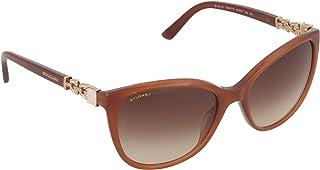 Bvlgari 533413 Transparent brown Bv 8145b - Brown gd FR Sunglasses