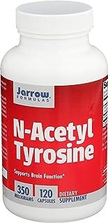 JARROW FORMULAS N Acetyl Tyrosine Capsules, 120 CT