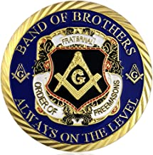 masonic challenge coin meaning