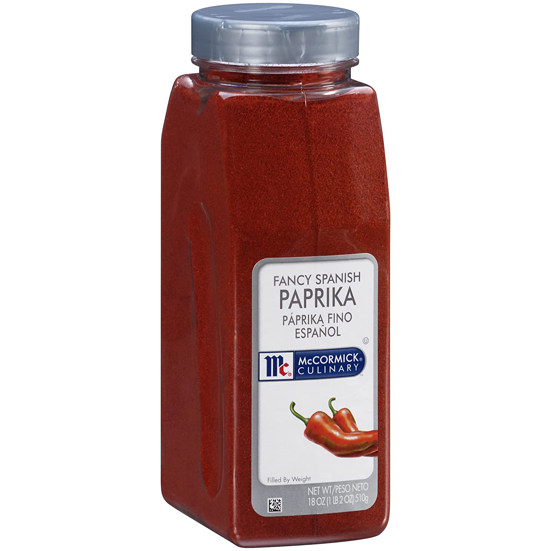 McCormick Culinary Fancy Spanish Now on sale oz 18 Paprika shop