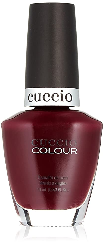 トリッキー静脈ブラインドCuccio Colour Gloss Lacquer - Positively Positano - 0.43oz / 13ml