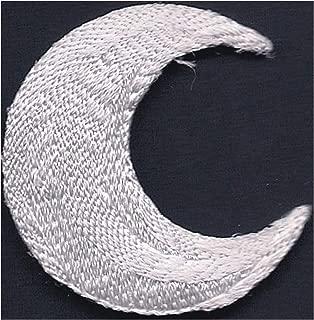 crescent moon applique