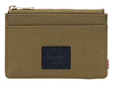 Herschel Supply Co. Oscar RFID (Khaki Green) Wallet Handbags