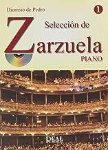 Selección De Zarzuela, Volumen 1. For ピアノ & ヴォーカル