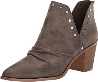 Report Women's FERGUS Ankle Boot, Olive, 8.5 M US