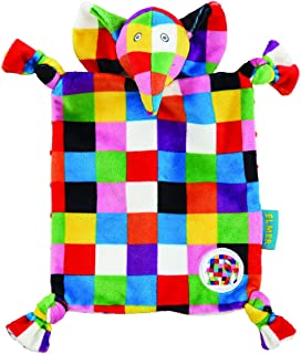Rainbow Designs Elmer The Elephant Comfort Blanket
