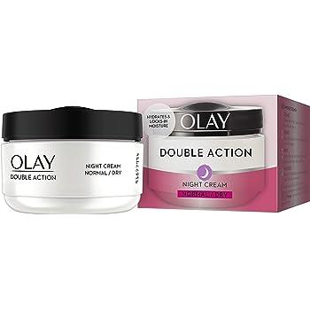 Olay Double Action Moisturiser Night Cream, 50ml