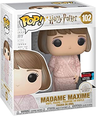 Funko Pop! Harry Potter Madame Maxime 6 Inch NYCC Exclusive #102