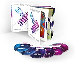 Stephen Sondheim Collection: (Into the Woods / Company / Sunday in the Park With George / Follies In Concert / Sweeney Todd / and more)