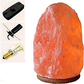 Magic Salt ® Sal del Himalaya lámpara de cristal de 7-10kg calidad estupenda