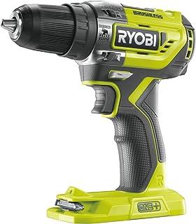 Ryobi R18PD5-0 ONE+ Cordless Brushless Combi Drill, 18 V, Hyper Green