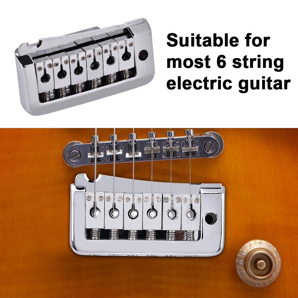 Guitarra Trémolo Puente, Doble Bloqueo Tremolo Sistema Kits Set ...