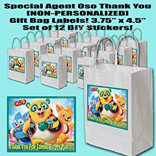 Best special agent oso wrapping paper Reviews
