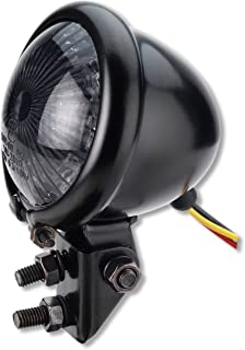 LED Motorrad Rücklicht Bates schwarz Smoke getönt universal e geprüft   Germany Motorsports
