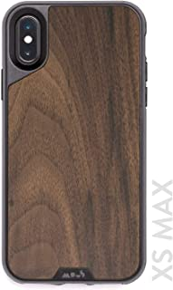 MOUS Protective iPhone Xs Max Case - Real Walnut Wood - Screen Protector Inc.