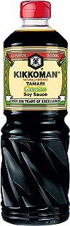 KIKKOMAN Tamari Gluten salsa de soja 1 Litro (1L)