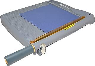 Renewed Westcott Trimair 12-Inch Titanium Bonded Rotary Paper Trimmer 15482