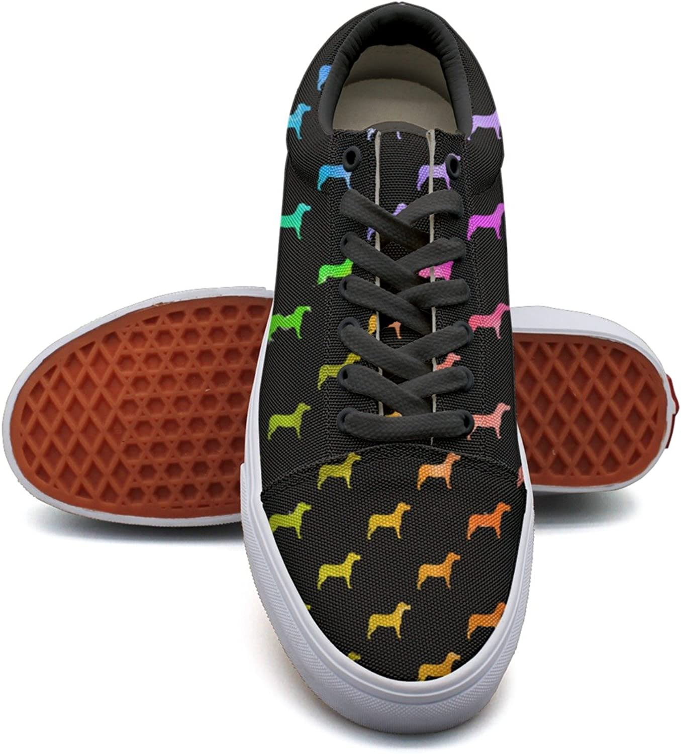 Rainbow Dogs Women's Casual shoes Canvas Lo-Top New Designer