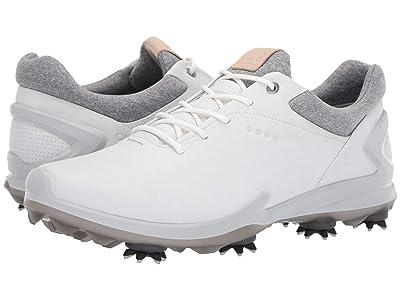 ECCO Golf BIOM G 3 (Shadow White) Men