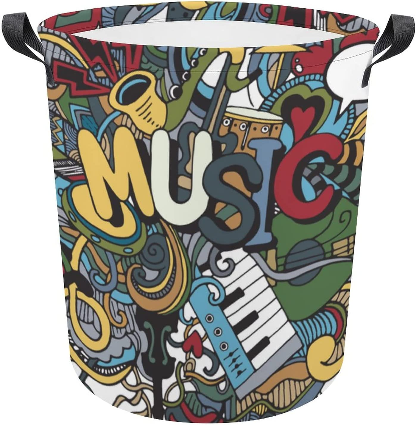 Nashville-Davidson Mall Abstract Music with Musical Oxfor Sale price Doodle Gift Instrumentscartoon