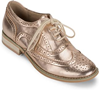 Wanted Womens Babe Rose Gold 6.5