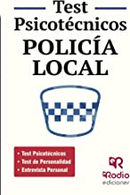 Test Psicotécnicos. Policía Local