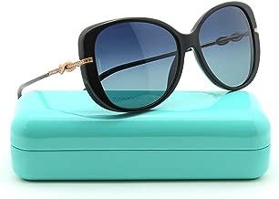 Tiffany & Co. TF 4126B Infinity Butterfly Women Polarized Sunglasses 80014U