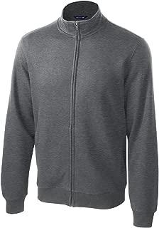 Full-Zip Sweatshirt. ST259