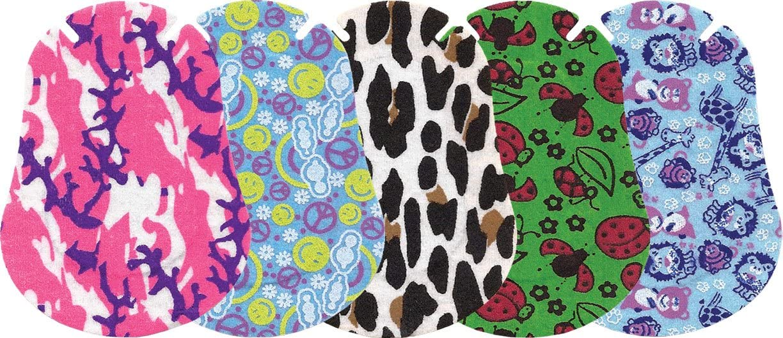 Ortopad Girls Eye Patches 50 Adhesive Lat Size Cheap Junior Miami Mall