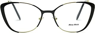 51QV Butterfly Women Glasses RX - able Gold w/Grey, VYD-1O1 53mm