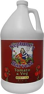 Neptune's Harvest TV191 Tomato & Veg Formula 2-4-2 Fertilizer, 1 gallon
