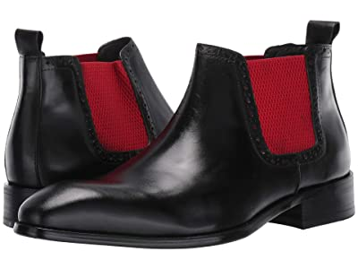 Carrucci Flamingo (Black/Red) Men