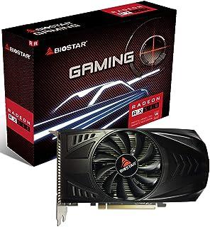Biostar OC Gaming Radeon RX 560 4GB GDDR5 128-Bit DirectX 12 PCI Express 3.0 x16, DVI-D Dual Link, HDMI, DisplayPort and V...