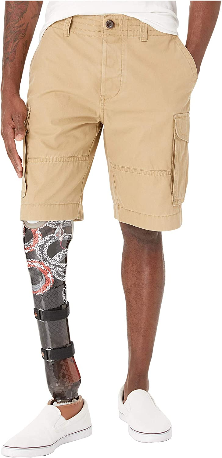 Tommy Manufacturer regenerated product Hilfiger Men's Adaptive Cargo Shorts Waist Max 61% OFF Adjustable with